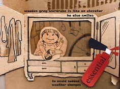 Ознакомьтесь с моим проектом в @Behance: «Cardboard girl story» https://www.behance.net/gallery/41868731/Cardboard-girl-story