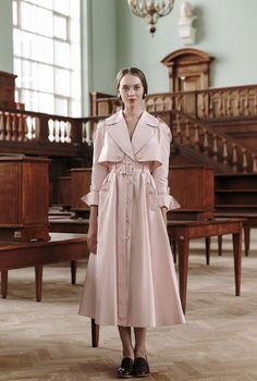 Лукбук коллекции Ulyana Sergeenko Demi-Couture, осень-зима 2016-2017, Buro 24/7