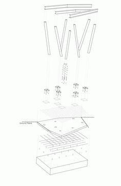 Pasarela Peatonal Smith Creek / design/buildLAB