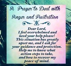 Anger & Frustration