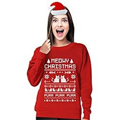 86 Best Cat Ugly Christmas Sweaters Images Ugly Christmas Sweater