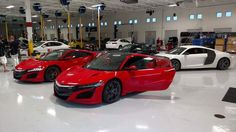 We have some bad news for fans of the new Acura NSX. According to Automobile, Acura's new hybrid sports car. New Nsx, New Acura Nsx, Acura Supercar, Honda Type R, Amazing Cars, Hot Cars, Luxury Cars, Super Cars, Automobile