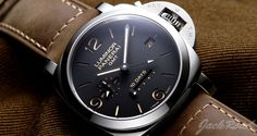PANERAI  Luminor 1950 10Days GMT Automatic Acciaio / Ref.PAM00533