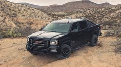GMC Sierra All Terrain X is a highly capable off-road-ready truck featuring  a range of features that gives it an edge over the standard models in  dealing. ed2fb43ff