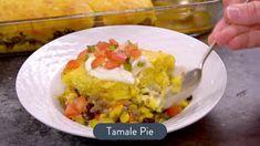 5 Ingredient Corn Casserole Recipe {with Jiffy Mix} - Tastes of Lizzy T Turkey Recipes, Potato Recipes, Potato Pie, Sweet Potato, Turkey Casserole, Casserole Recipes, Roasted Turkey, Smoked Turkey, Homemade Italian Sausage