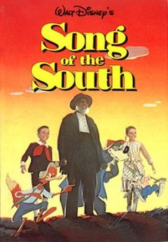 Song of the South - took my oldest son to see this when he was a baby boy. I think I enjoyed it the most. Bambi Disney, Disney Love, Walt Disney, Disney Stuff, Classic Disney Movies, Classic Movie Posters, Uncle Remus, Song Of The South, Music Illustration