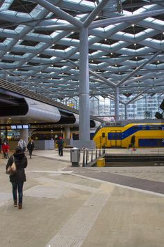 Hague Train Station