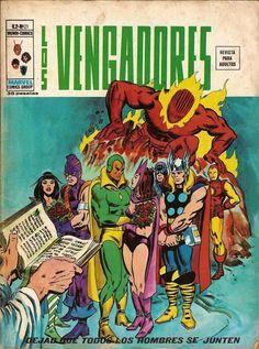 Los Vengadores V.2 nº 21