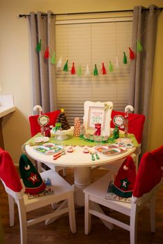 Elf on the Shelf Welcome Breakfast Merry Little Christmas, Christmas Elf, Winter Christmas, Christmas Breakfast, Christmas Morning, North Pole Breakfast, Awesome Elf On The Shelf Ideas, Elf On The Self, Buddy The Elf