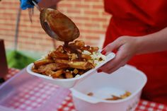 Poutine Queens | 21 London Street Foods Everyone Must Try