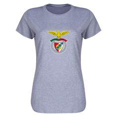 Benfica Women's Soccer T-Shirt   | $19.99 | Holiday Gift & Stocking Stuffer ideas for the Benfica fan at WorldSoccerShop.com