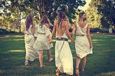 wedding gypsy style
