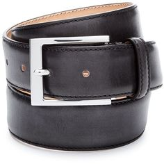 To Boot New York New Antic Leather Belt ($150) ❤ liked on Polyvore featuring men's fashion, men's accessories, men's belts, antic gray, mens grey belt, mens leather accessories, mens gray leather belt, mens leather belts and mens grey leather belt