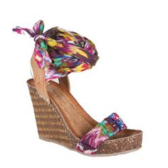 @Overstock - These endearing sandals from Refresh feature a fabric upper design and ankle wrap laces. These 'Shania' sandals also offer a 4-inch wedge heel and are finished with a colorful pattern fabric front design.http://www.overstock.com/Clothing-Shoes/Refresh-by-Beston-Womens-Shania-Camel-Wedge-Sandals/6501999/product.html?CID=214117 $39.99