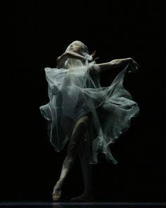 Giselle performed by the Semperoper Ballett, Dresden.