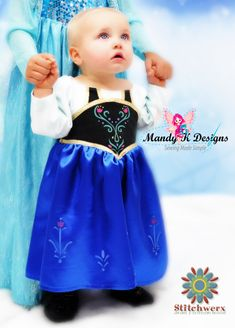 Baby Frozen Anna Costume Tutorial + Over 80 Costume Tutorials | Anna Guns and Costumes  sc 1 st  Pinterest & Baby Frozen Anna Costume Tutorial + Over 80 Costume Tutorials | Anna ...
