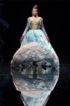 Guo Pei couture