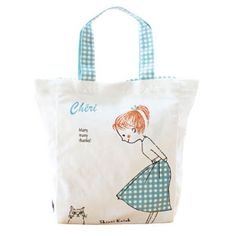 [ZAKKA SHOP Shinzi Katoh Collection]Lesson Bag [Cheri]