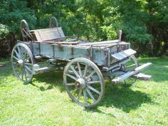 wagon! - Imagine a white distressed wooden wagon for flower or cake display!