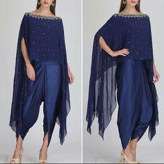 • pinterest: @garimajani • Stylish Dresses For Girls, Simple Dresses, Pakistani Outfits, Indian Outfits, Indian Designer Outfits, Designer Dresses, Sharara Designs, Indian Dresses, Indian Wear