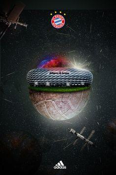 FC Bayern München on Behance