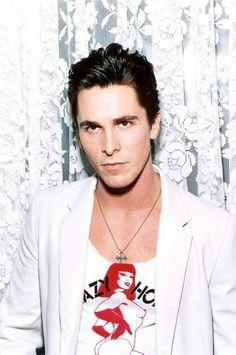 Christian Bale - Photo by Ellen Von Unwerth