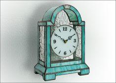 Stained Glass Clocks, author Vladimirs Lukjanovics