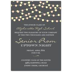 Night+Lights+Prom+Invitations