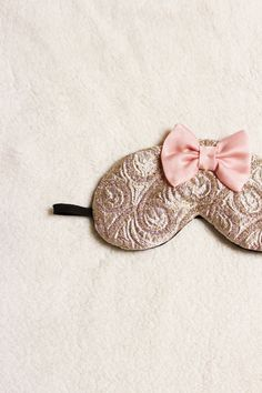 Dazzling Jacquard Fancy Silk Eye Mask/style HIME by Naomilingerie Silk Eye Mask, Jacquard Fabric, Sleep Mask, What Is Like, Beaded Embroidery, Travel Accessories, Valentines, Fancy, Lingerie