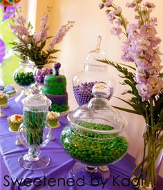 Barney Birthday Party ideas @Rebeka Sealy Sealy Beavers THIS is what I meant! :)