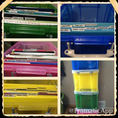 Kids files! Report cards, school work, pen pal letters, class photos, shot records, awards/certificates, notes from the teacher, swim reports, letters/cards/post cards, Sunday school and so much more!