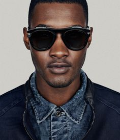 Fat Garber Sunglasses | Black EYE | Dames | G Star RAW®