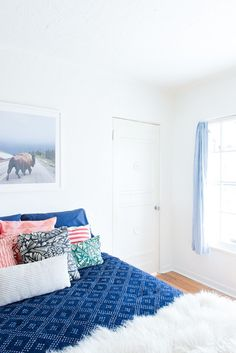 A Creative Couple's Fun and Bright Home in Beverly Hills | Design*Sponge