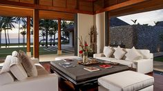 Phuket Holiday ViIla #phuket #thailand #asianluxuryvillas _____________________ The beachfront residences at this villa provide guests with luxurious accommodation in a relaxed and exotic beachfront location on one of Thailands most pristine stretches