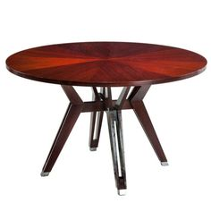 Dining Table by Ico Parisi for Mim | From a unique collection of antique and modern dining room tables at https://www.1stdibs.com/furniture/tables/dining-room-tables/