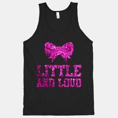 Little And Loud | HUMAN OMG I NEED