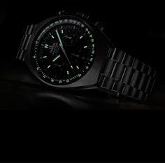 Relojes OMEGA: Speedmaster Mark II
