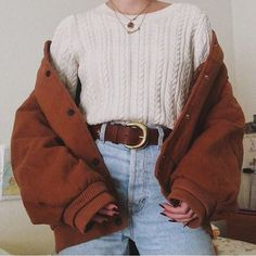 Outfits Komfortable Winteroutfits Ideen, die Sie inspirieren – modisch 16 Pics Mode inspo – Outfits Comfortable winter outfits Ideas that inspire you – fashionable inspire Classy Outfit, Cute Casual Outfits, Retro Outfits, 90s Style Outfits, Cute Vintage Outfits, Inspired Outfits, Simple Outfits, Chic Outfits, Casual Chic