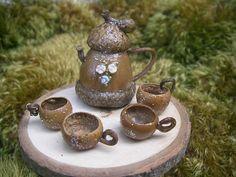 fairy tea set!