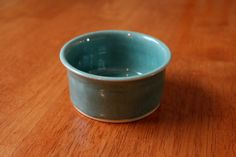 Pottery Stoneware Ramekin - Robin's Egg