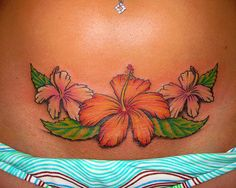 Pretty ! Easy to cover up scar from c section... What a great idea. Lets face it those scars are hideous !!!