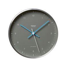 Amazon.co.jp: Lemnos MIZUIRO 電波時計 グレー LC07-06 GY: ホーム&キッチン