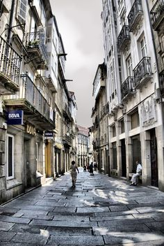 Preguntoiro. Santiago de Compostela