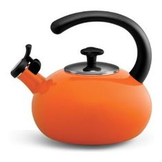 Brew a hot mug of tea from a gorgeous Rachael Ray tea kettle. The Rachael Ray Tea Kettles feature bold bright colors sure to perk up your mood. Lime Green Kitchen, Green Kitchen Decor, Kitchen Colors, Kitchen Items, Kitchen Utensils, New Kitchen, Kitchen Dining, Kitchen Stuff, Kitchen Gadgets