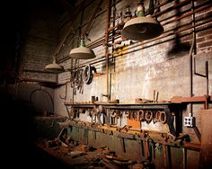 Bethlehem Steel Bench