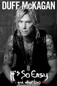 'It's so easy and other lies' by Duff Mckagan. Soo much more to this guy than playing bass for Guns n Roses.