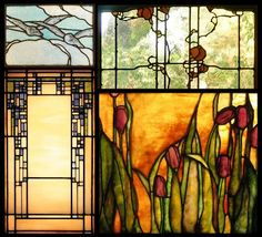 Theodore Ellison Designs   Stained Glass