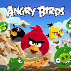 Angry Birds PC Game $4.95