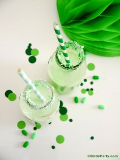 Refreshing Party Ideas: Mint Flavored Recipes using Tic Tac® Spearmint Mints