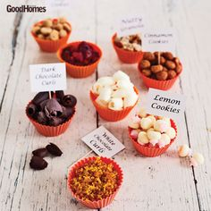 They don't say leave the best for last, for nothing! So, whether it's desserts or gifting, it's all in your presentation to make that lasting impression!
